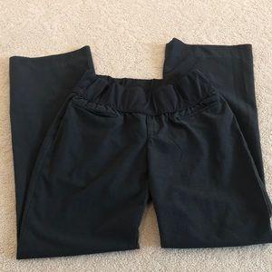Maternity Gap stretch gray 4R pants
